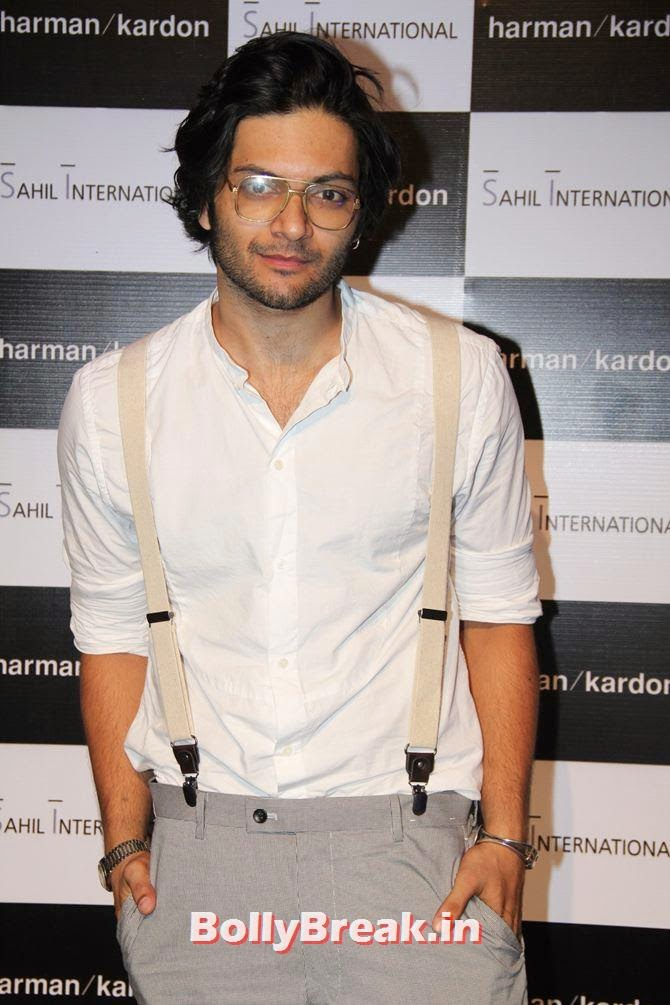 Ali Fazal, Jacqueline, Shriya, Richa Chadha at luxury brand launch