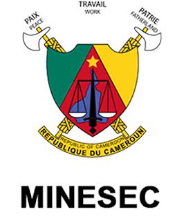nomination MINESEC 2019