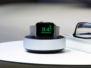 Make Charging as Beautiful as the Apple Watch Itself with This Clean, Minimalist Dock