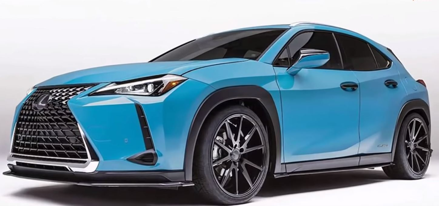 In All Likelihood The Ux300e Will Be A Small Electric Crossover Which Satisfy Demands And Expectations Of Those Who Want High Volume Dynamic