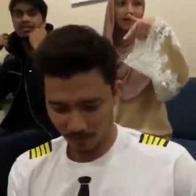 Alahai cute-nya Fattah Amin kata Neelofa (video)