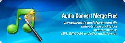 تحميل برنامج Audio Convert Merge Free مجانا لتحويل جميع صيغ الصوت
