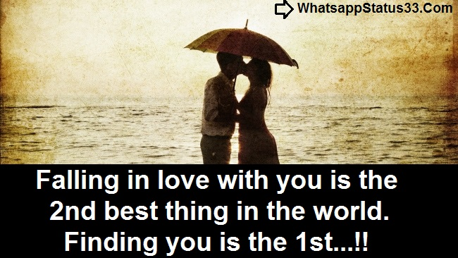 Cute Love Quotes In One Line Whatsapp Status