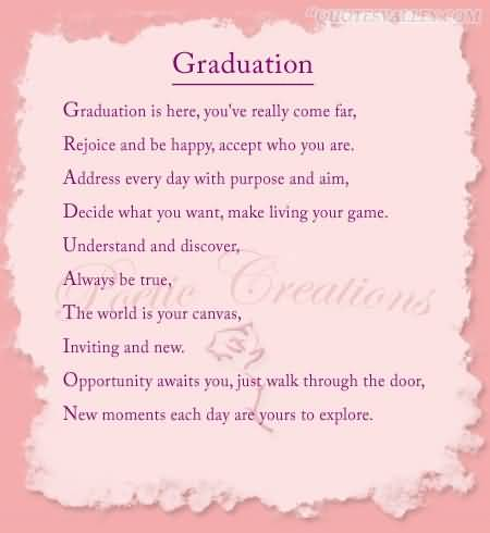 Graduation Quotes | Today Loves