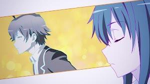 """Yahari Ore no Seishun Love Comedy wa Machigatteiru. Zoku Opening 1 V1 - """"Harumodoki (春擬き)"""" by Nagi Yanagi"""