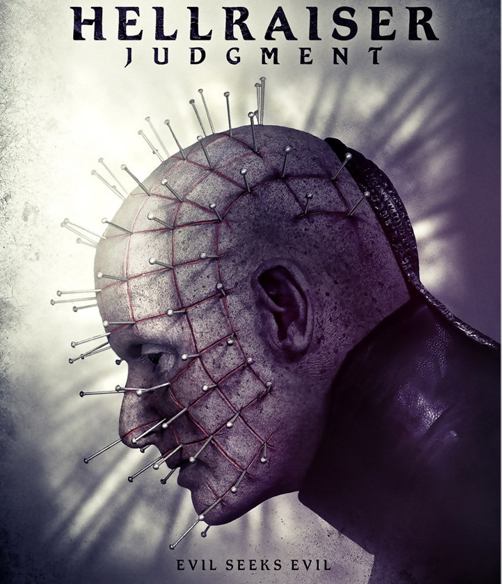 Hellraiser: Judgment [2018] [DVDR] [NTSC] [Subtitulado]