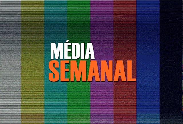 Média Semanal | Reprise de A Escrava Isaura surpreende e é a maior audiência da RecordTV