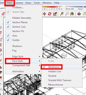 Cara menyimpan & membuka file SketchUp yang ukuran filenya besar
