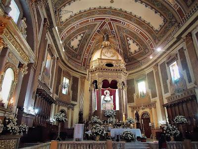 Basílica de Nuestra Señora de la Salud de Pátzcuaro