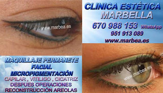 tatuaje ojos Valencia micropigmentación ojos Valencia en la clínica estetica entrega micropigmentación Valencia ojos y maquillaje permanente