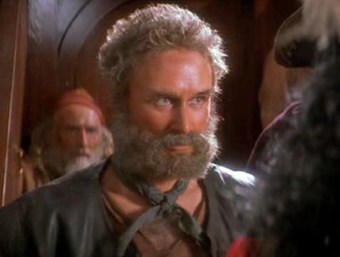 Glenn Close en Hook, el Capitán Garfio - Cine de Escritor