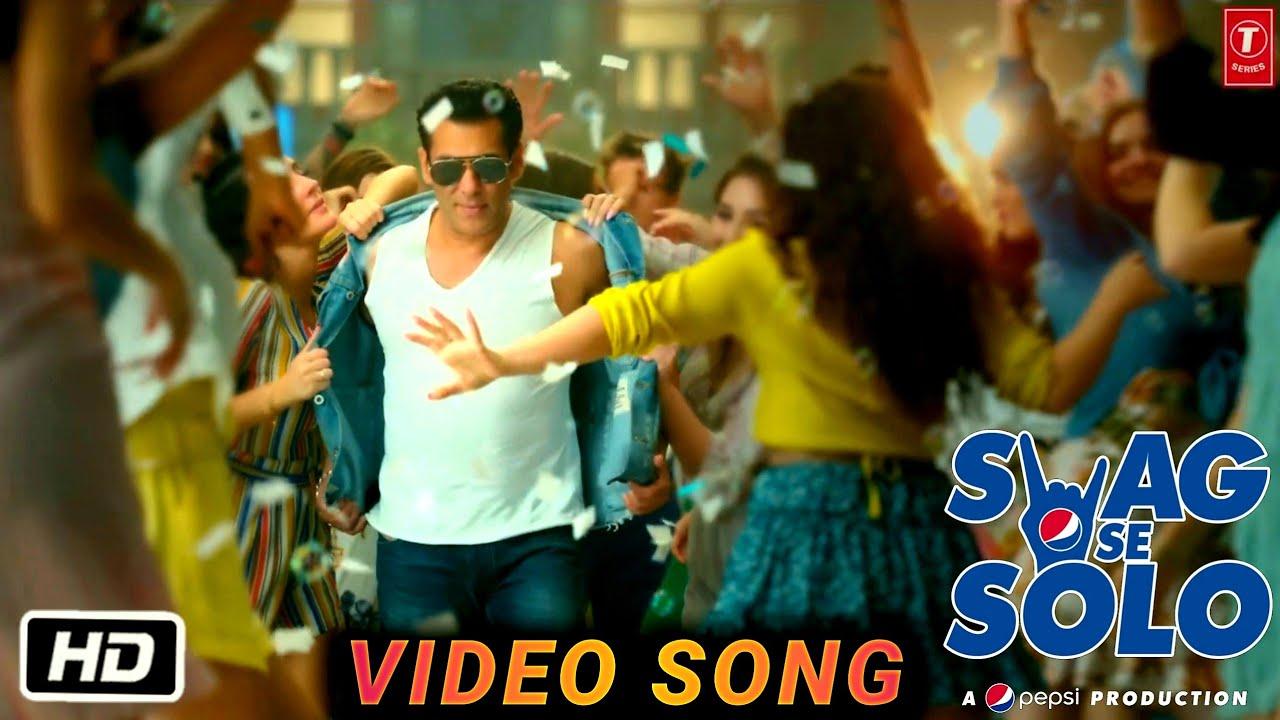 Swag Se Solo By Salman Khan Full Music Video 1080p HDRip 55MB