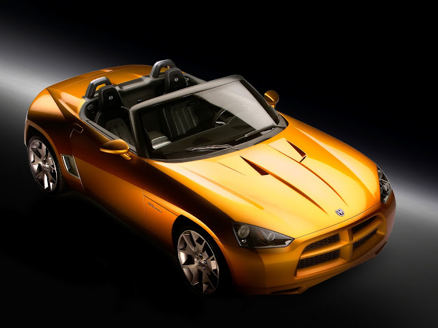 Dodge Demon Roadster Concept