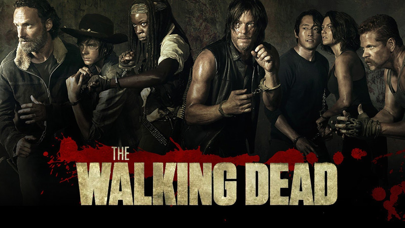 The Walking Dead Temporada 7 Tv Películas Y Series En