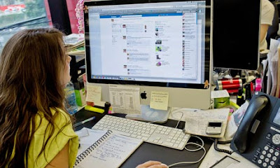 عيوب ومساوىء العمل في فيسبوك