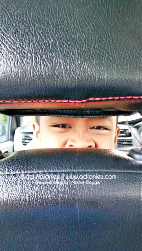 Birthday Boy | Muhammad Izzat 6 Tahun Hari Ini