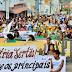 Desfile cívico de 7 de Setembro leva uma multidão às ruas em Ipirá