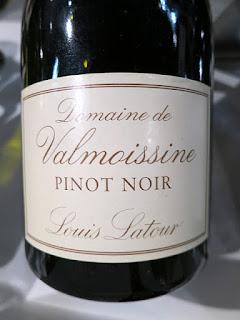 Louis Latour Domaine de Valmoissine Pinot Noir 2013 - IGP VAR, Provence, France (88 pts)