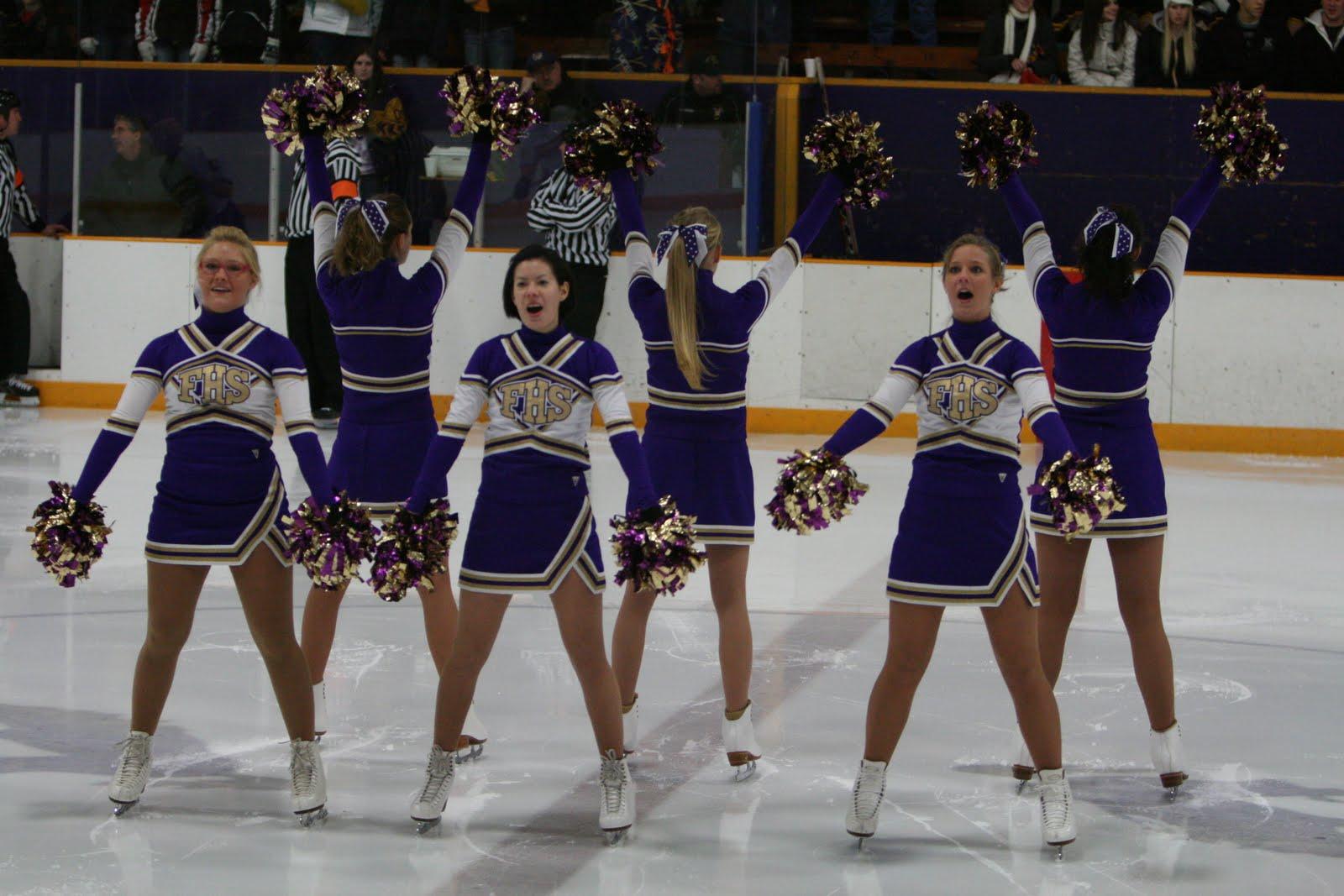 rachel high school cheerleader