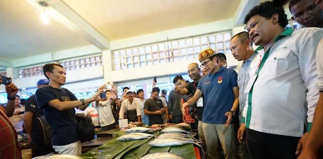 Tak Ingin Dianggap Penggoreng Isu, Sandi: Saya Dan Pak Prabowo Nggak Boleh Cengeng