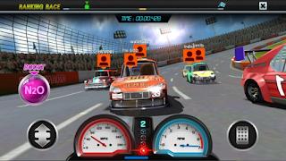 Pit Stop Racing Club vs Club Mod Apk Full Speed
