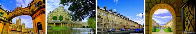 Atrações gratuitas em Bath, Inglaterra