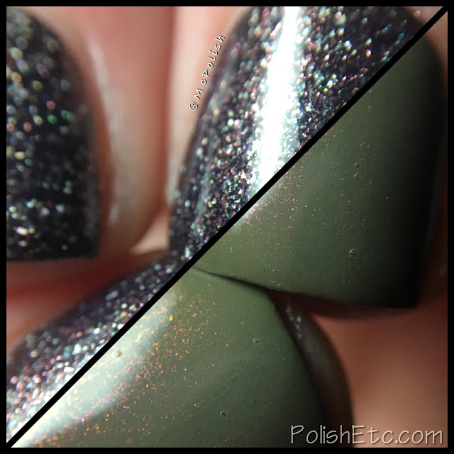 Pahlish - Orphan Black Duo - McPolish
