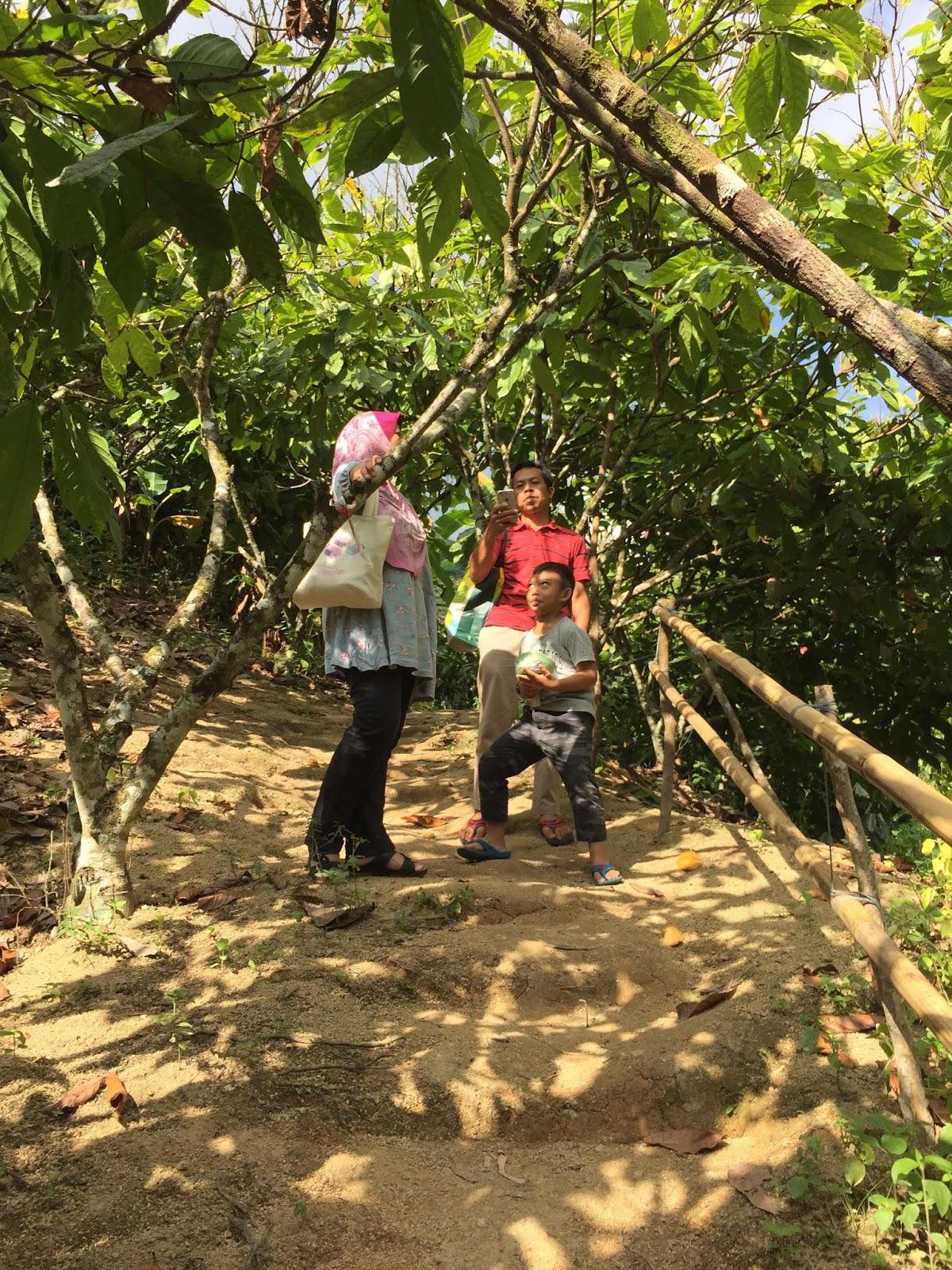 air terjun menarik, berkelah di air terjun, tempat menarik di Perak, riadah keluarga