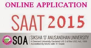 SAAT 2017 Admit Card