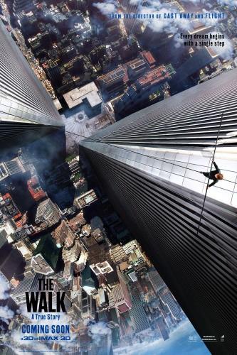 THE WALK (2015) เดอะวอล์ค ไต่ขอบฟ้าท้านรก [เสียงไทย MASTER]