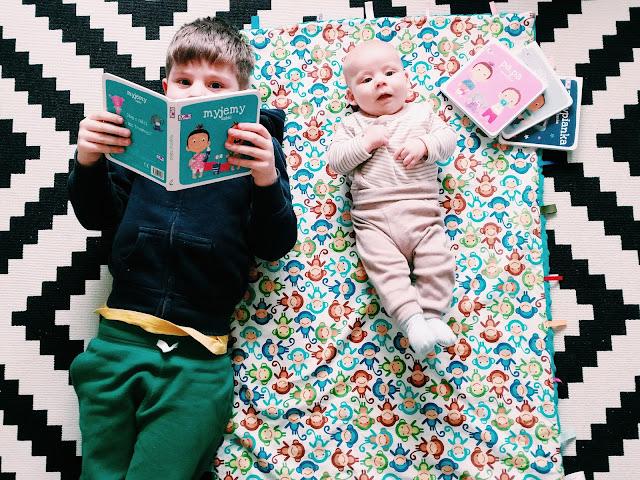 "#Czytam #dzieciom seria ""Krok po kroku"""