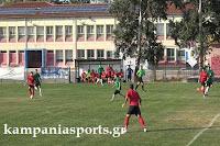aok agiou athanasiou-Olympiakos kyminon filiko 2-3