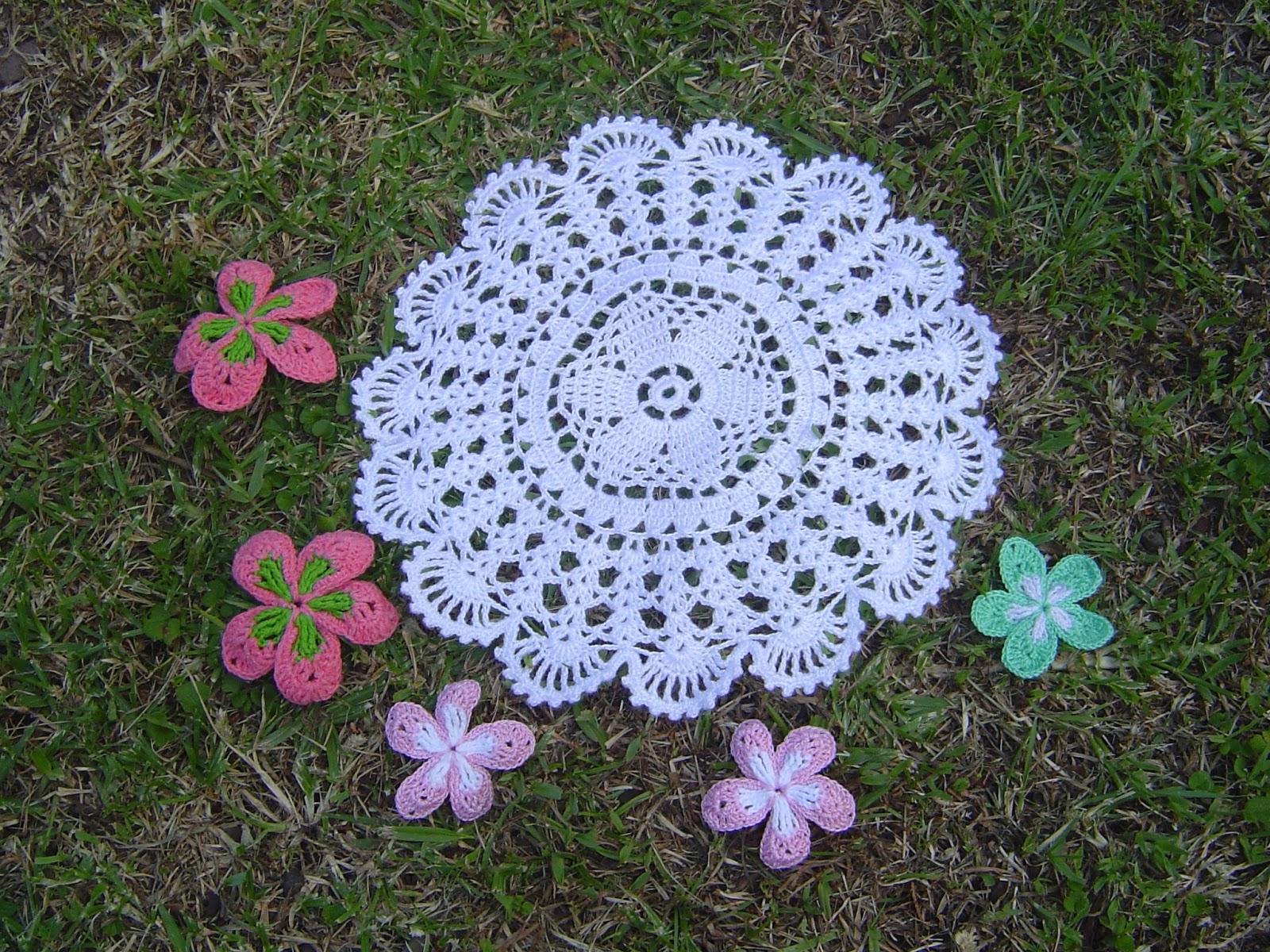 como tejer tapete o carpeta a crochet teje y teje