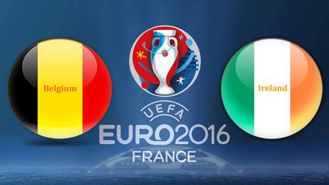 Urmariti meciul Belgia - Irlanda Live pe DolceSport 1