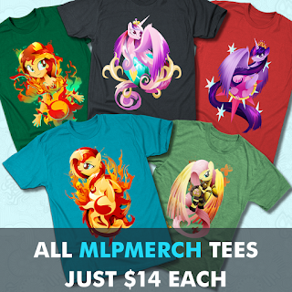 MLP Teepublic September Sale