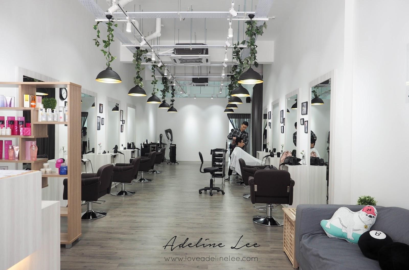 Milbon 3 Step Layer Treatment @ 90\u002639;s Hairstyle Sri Petaling  \u2665 Adeline Lee