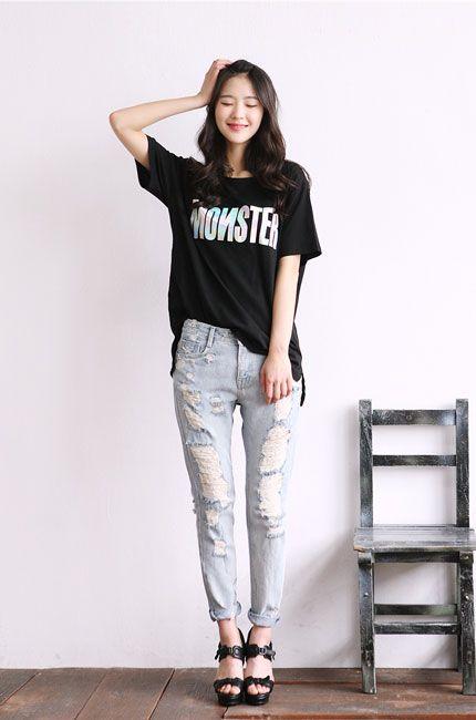 Model Penampilan Gaya Korea kekinian