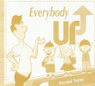 حمل مذكرات منهج اللغة الانجليزية everybody الترم الثانى للصفوف الابتدائية