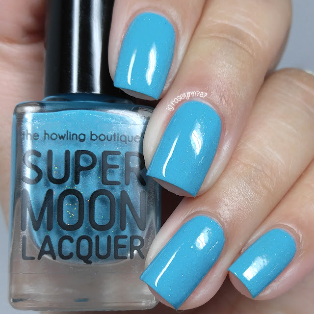 Supermoon Lacquer - Now I'm Gonna Eat You, Fool