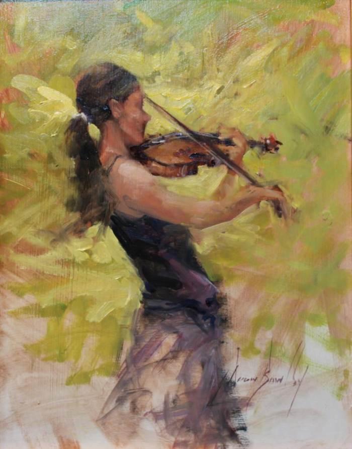 Американский художник. Dean Bowlby