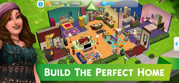 hacks for sims mobile ipad
