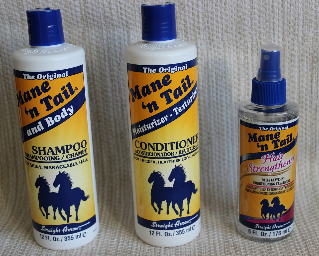 Mane N Tail Shampoo Conditioner Hair Strengthener Review