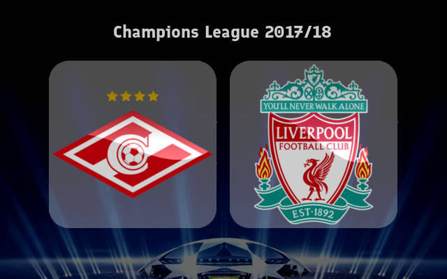 Spartak Moscow vs Liverpool Full Match & Highlights 26 September 2017