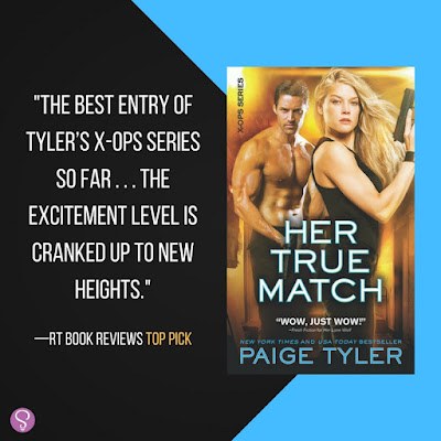 Excerpt,Giveaway, Her True Match, Paige Tyler, Bea's Book Nook
