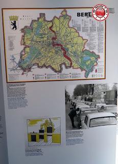 Memorial del Muro de Berlín - Centro Visitantes
