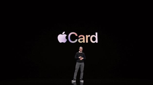 آبل تعلن عن بطاقتها الأئتمانية Apple Card