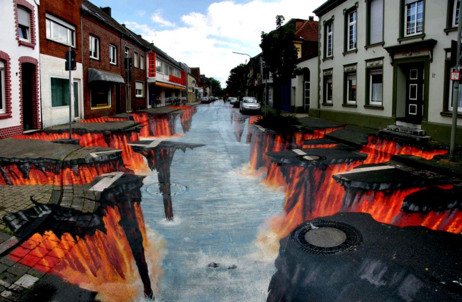 Amazing street art 3d graffiti wallpaper wallpaper background hd