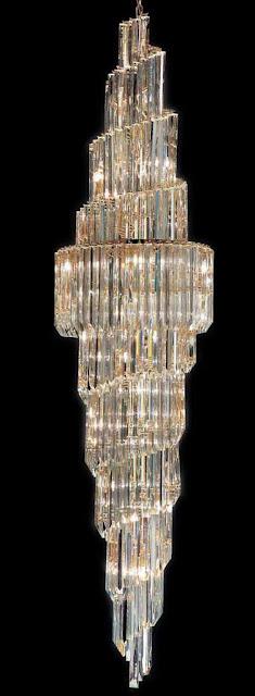 Lampadari-in-vetro-di-murano-e-cristallo-trasparente