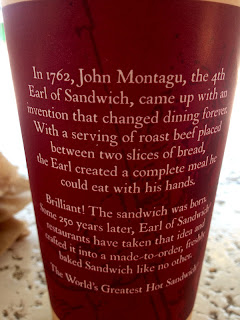 Earl of Sandwich Downtown Disney