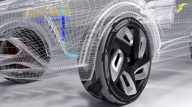 Ελαστικά αυτοκινήτου: Δυνατά στο κράτημα, ευαίσθητα στις κακουχίες